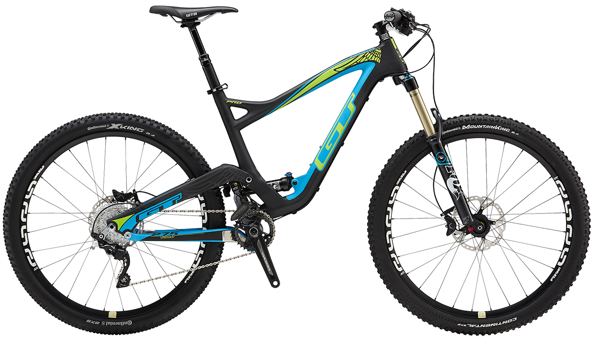 Dual Suspension Bikes