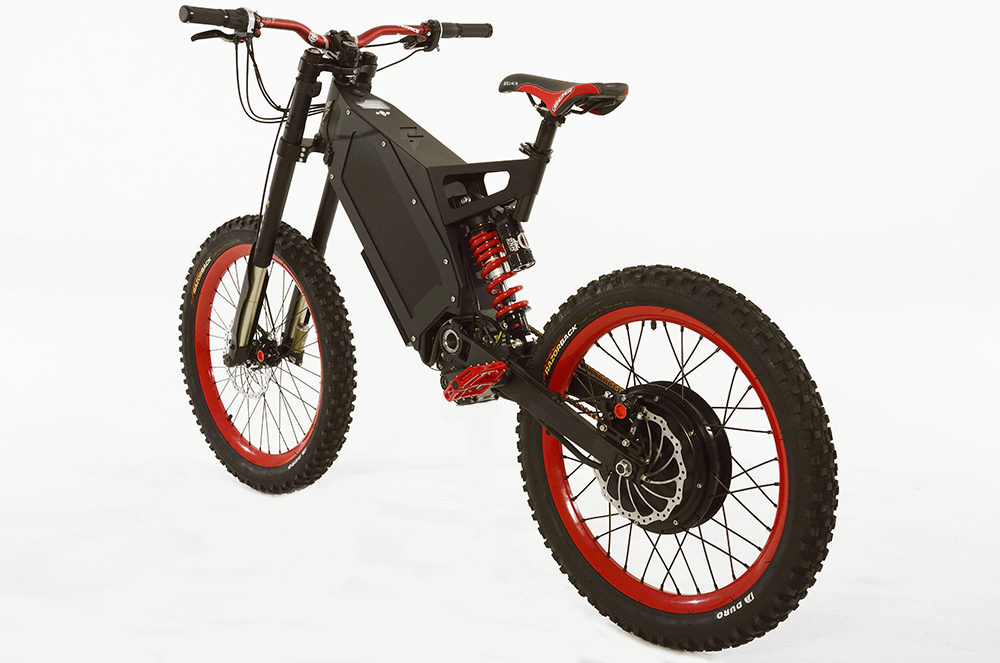 Fastest Electric Bike >> Stealth B 52 Electric Bicycle 80kmh Nbc Bb